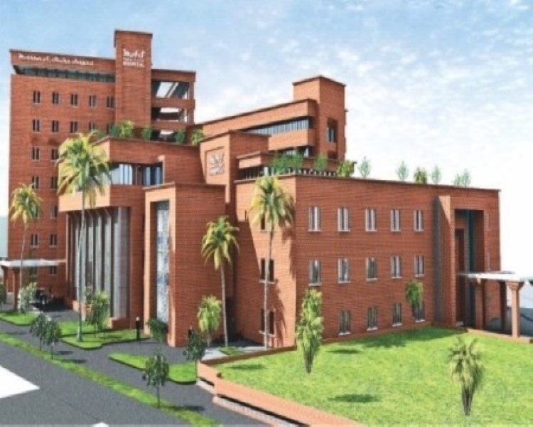 200-Bed Mukhtar A. Sheikh Hospital, Multan