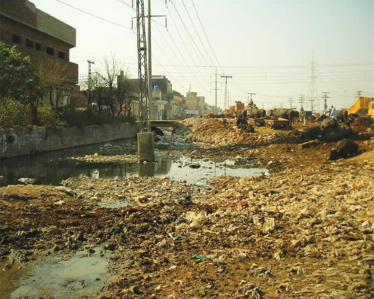Southern Lahore Sewerage and Drainage Scheme