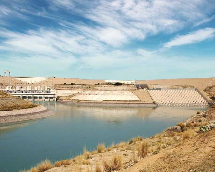 1,450 MW Ghazi-Barotha Hydropower Project