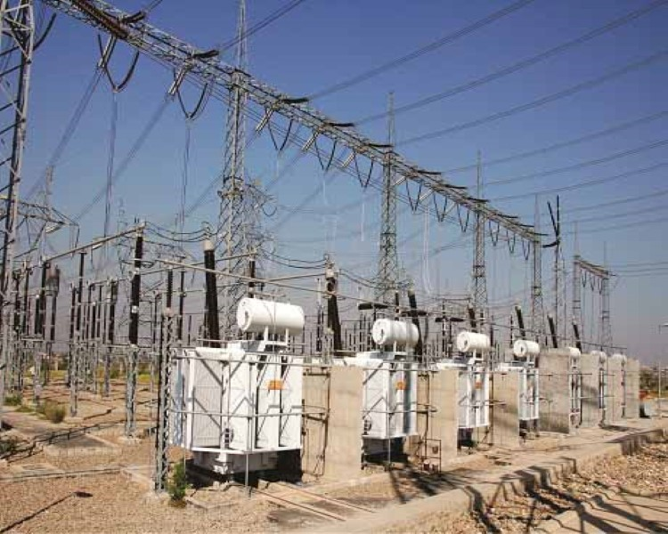 500kV Rewat Substation