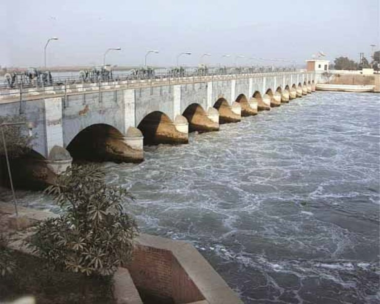 Lower Bari Doab Canal Improvement Project