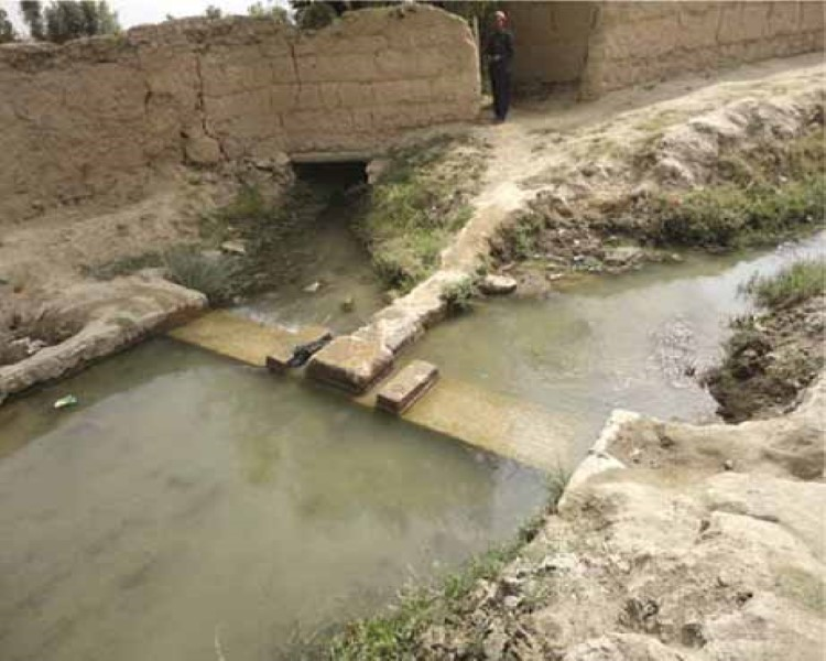 On-Farm Water Management Project, Afghanistan